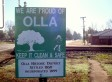 Town of Olla Clean Up day
